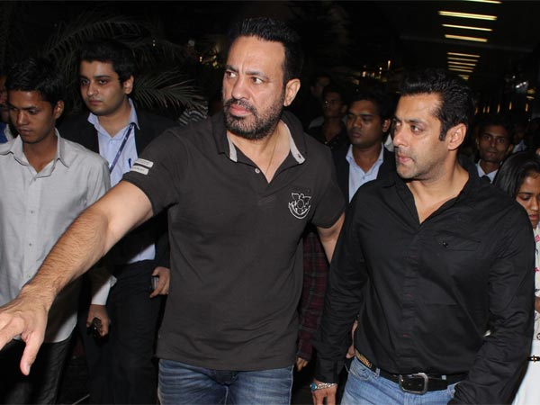 When Shera Ran For 8 Kms In Front Of Salman's Car