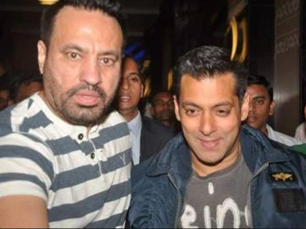 Shera's First Meeting With Salman Khan
