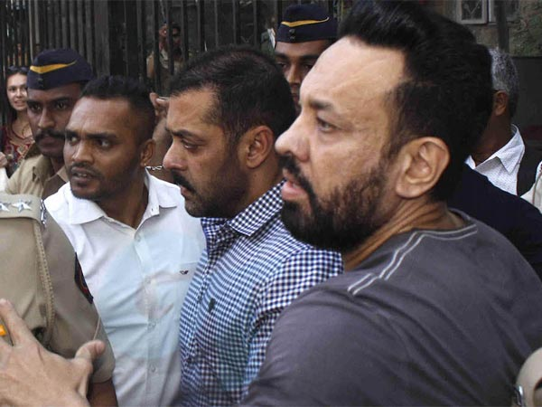 When A Freak Incident Happened With Salman