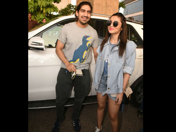Bollywood Celebs At The Concert