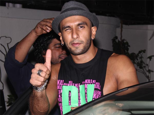 Even Ranveer Singh Was Spotted There