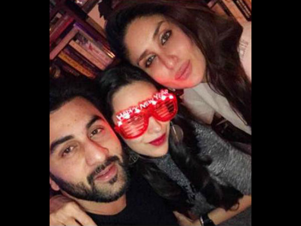 Is He Happy With Ranbir, Bebo & Lolo's Work?