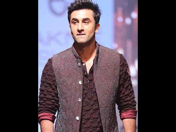 Ranbir, On The Work Front