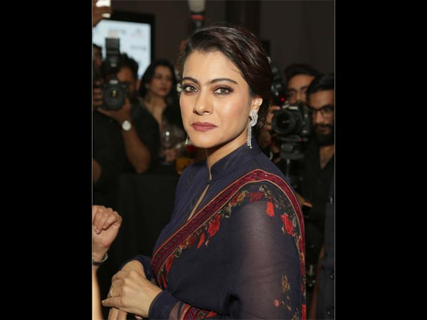 I Haven't Experienced Much Failure: Kajol