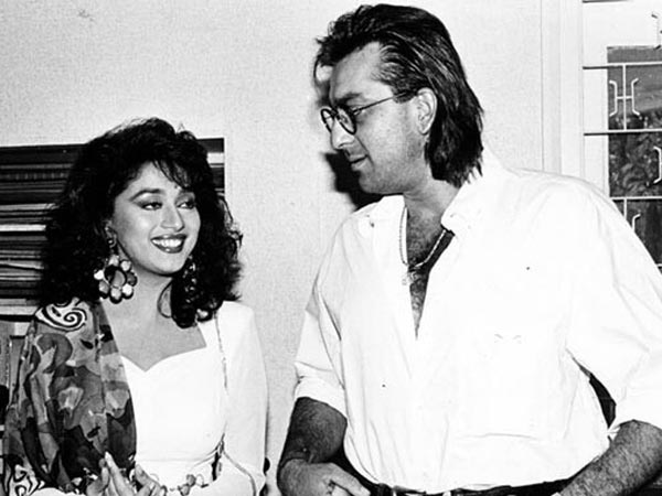 Sanjay & Madhuri Dated In The 90's