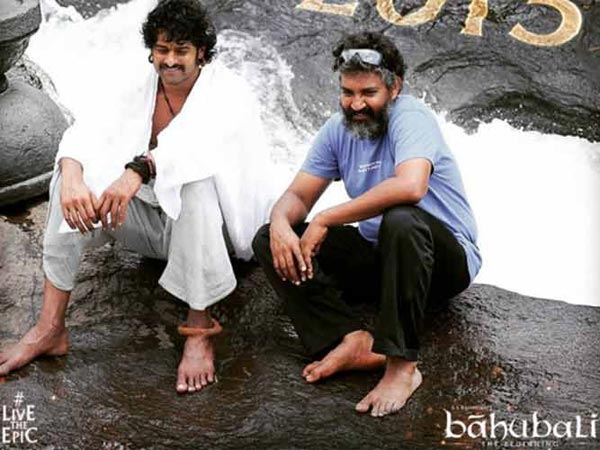 Baahubali Was Written For Prabhas