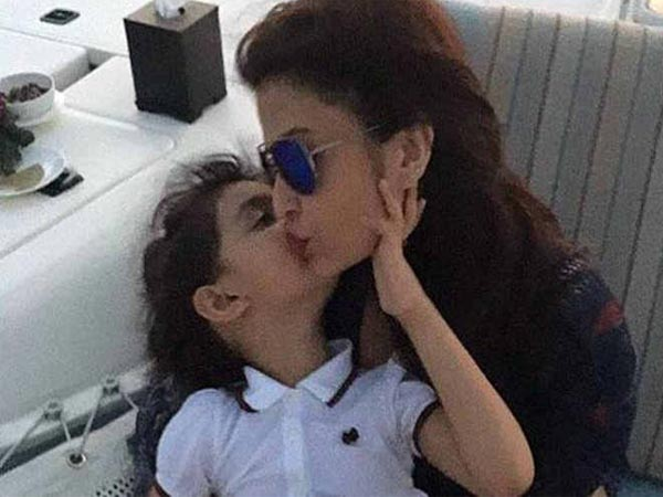 Aaradhya & Aishwarya Have A Soul Connect