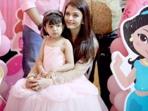 I Never Had Nannies For Aaradhya