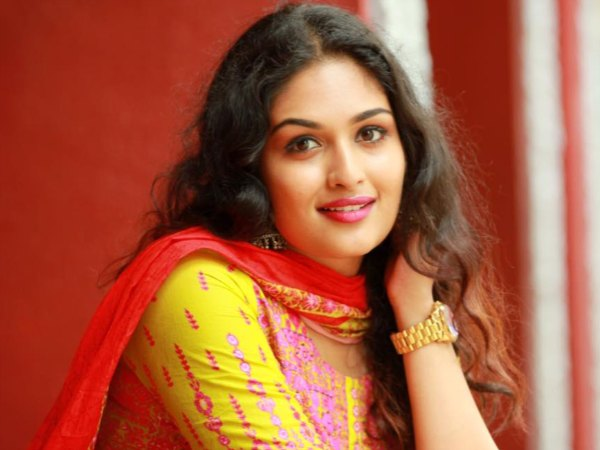 Prayaga Martin As Mini (Lissy)