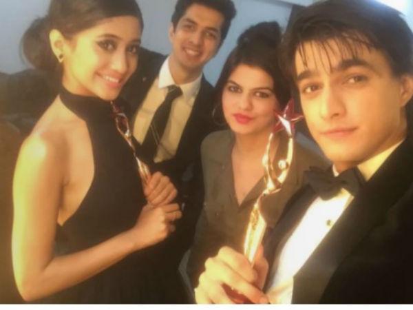 Star Parivaar Awards 2017 Winners List: Ishqbaaz Bags