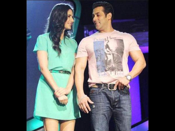 Oh My God! Katrina Kaif Got Upset With Salman Khan For This Strange Reason!