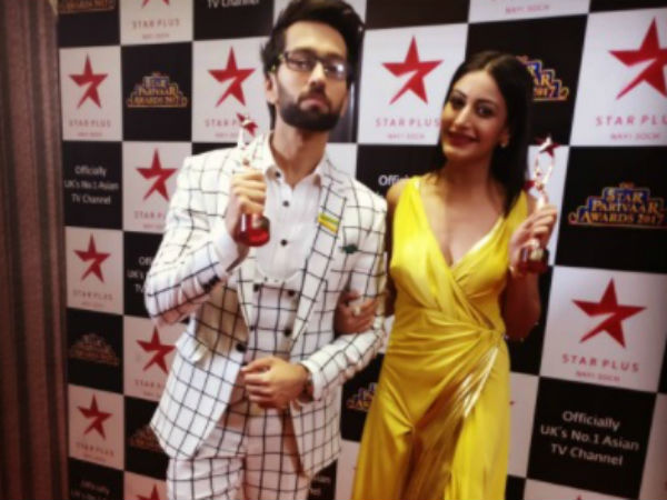 Nakuul & Surbhi – The Best Jodi (International)