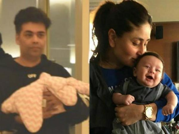 BTW, Taimur Has Already Started Bonding With Yash-Roohi