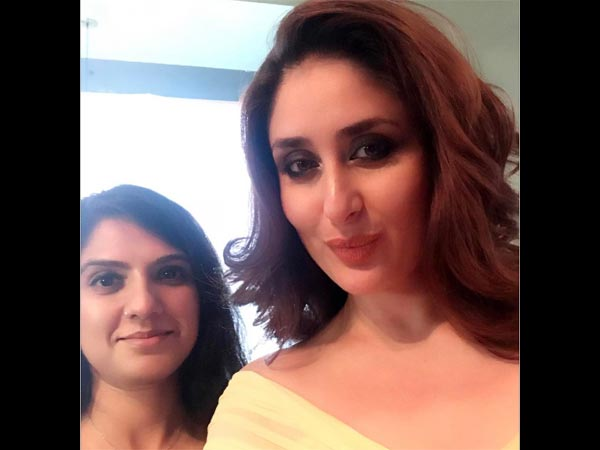 Kareena's Work Front