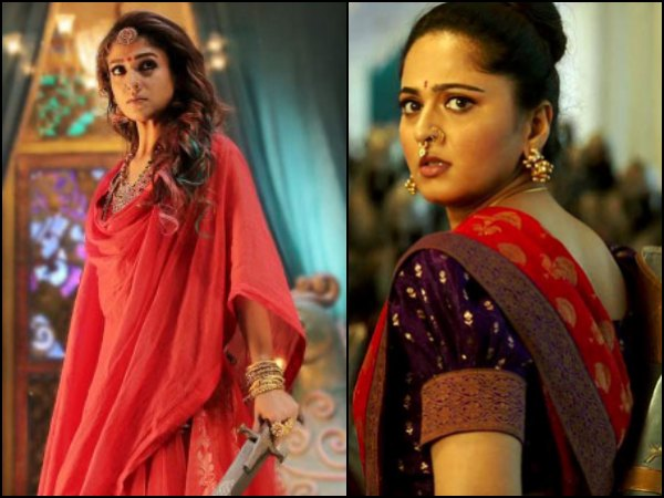 Nayanthra Was The First Choice For Devasena?