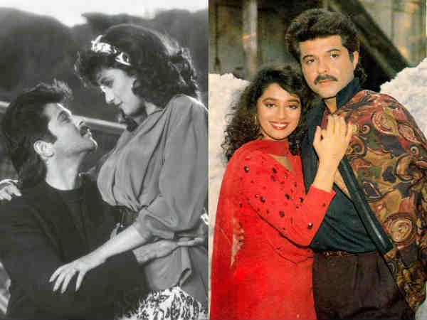 The Truth Behind Madhuri's Link Up With Anil Kapoor