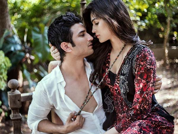 Kriti Sanon Talks About Her Link Up Rumours With Sushant Singh Rajput