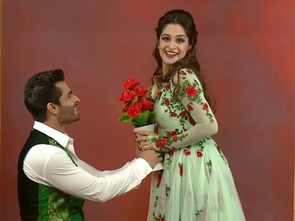 Shoaib Proposes Dipika For Marriage