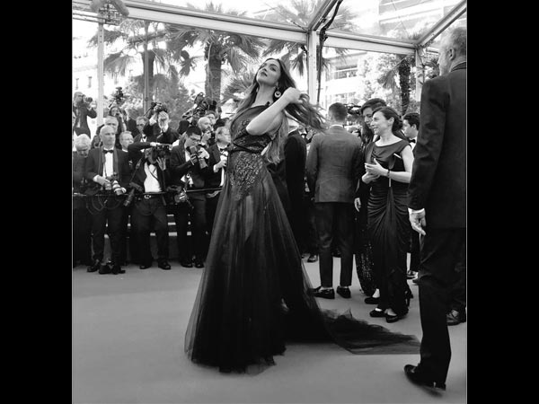 Deepika Is Currently, Rocking At Cannes