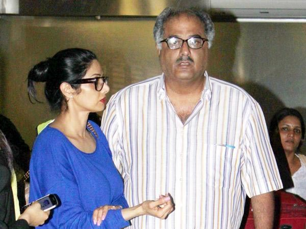 Boney Kapoor Had Left Arjun's Mother For Sridevi