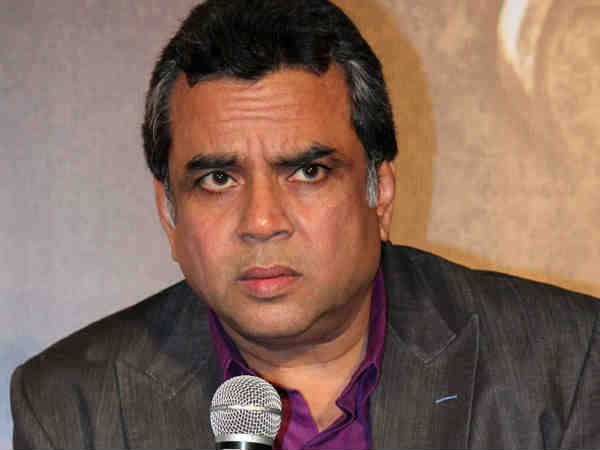 Paresh Rawal Deletes Tweet On Arundhati Roy