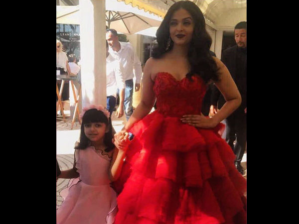 Aishwarya Reveals The Real Story Of Aaradhya's Viral Pictures