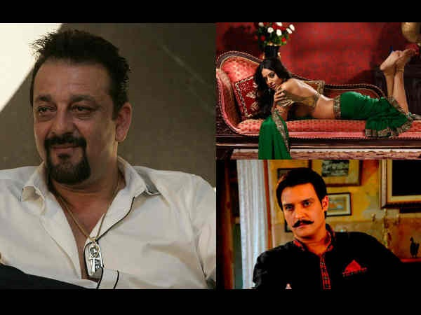 Sanjay Dutt Joins The Cast