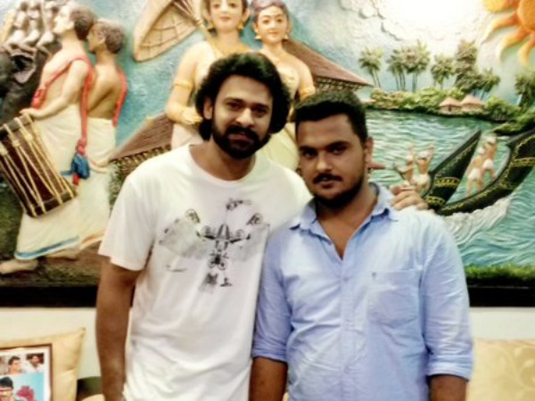 Prabhas On The Monetary Issue He Faced During The Making Of Baahubali