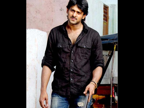 Prabhas Clears The Air Around His Bollywood Debut