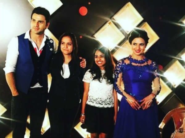 Divyanka's Fans Were On The Sets
