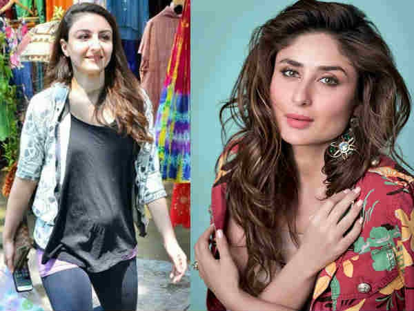 Soha Is Receiving Health Advice From Bebo