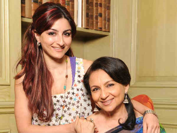 When Sharmila Tagore Revealed That She Was More Anxious About Soha's Pregnancy