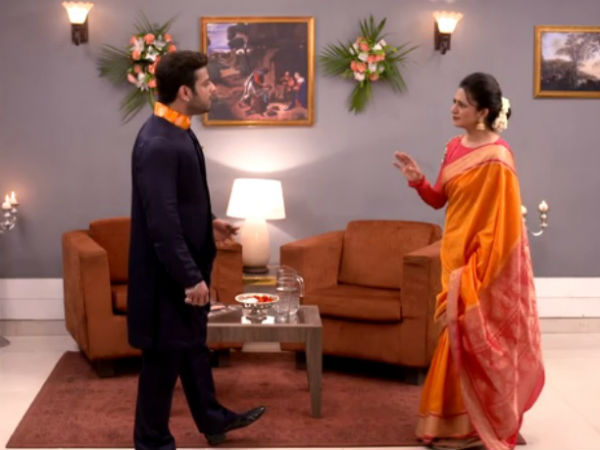 Ishita & Raman Get Into An Argument