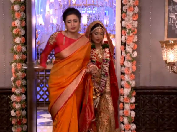 Ishita Stops Adi & Aliya's Marriage