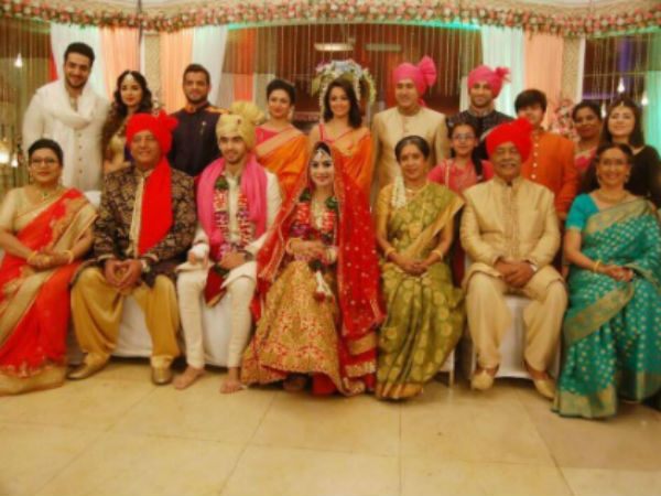 Adi-Aliya's Marriage Picture; But Who Is That In Aliya's Place?
