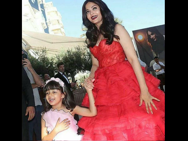 Is Aaradhya Getting Familiar With The Whole Grandeur?