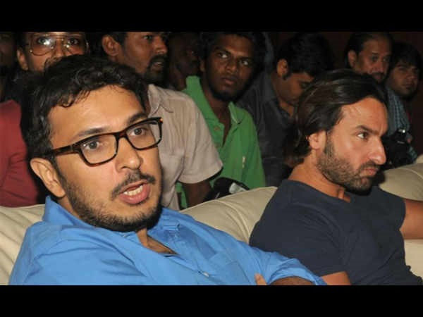 Dinesh On Rumours Of A Rift Between Him And Saif