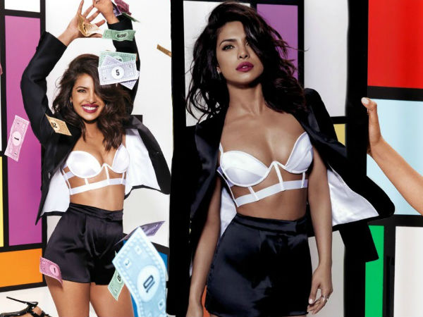 You are here! Home > ENTERTAINMENT > Priyanka Chopra regrets hair extensions