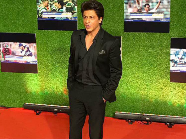 Shahrukh Khan In The House