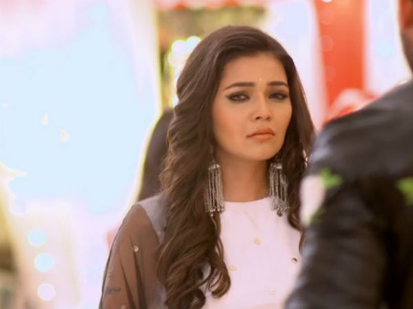 Mansi's Look On The Show