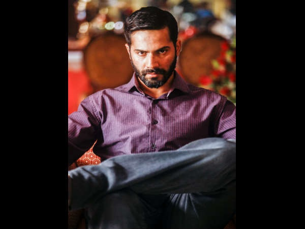 Varun's Impressive Act In Badlapur