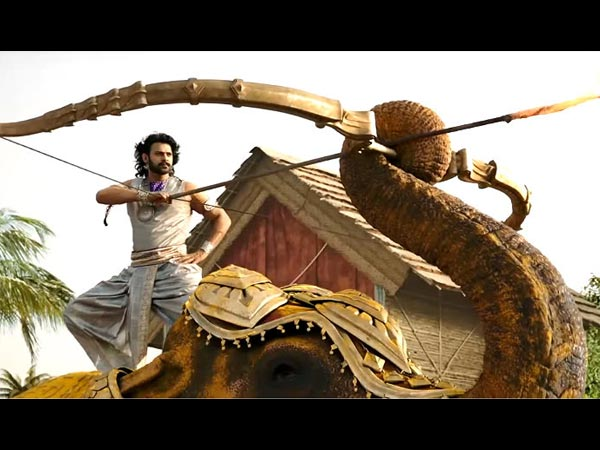 Prabhas' fans in Mumbai may get to see the superstar in action!