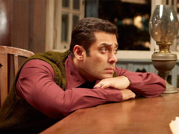 Salman Khan Recalls His Embarrassing Moment From The Shoot Of Tubelight