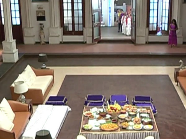 Mahabhog Drama At Goenka Housev