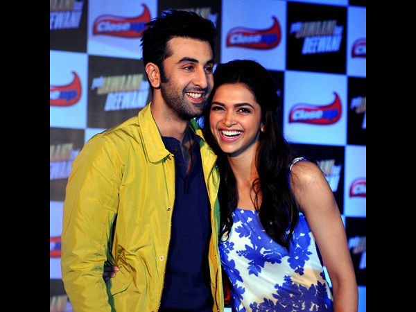 Ranbir Was Comfy With Deepika