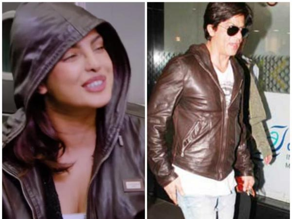 Shahrukh Khan Had The Same Jacket
