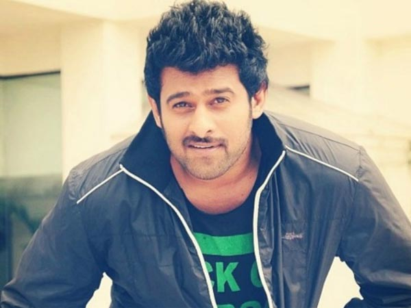 Prabhas To Get Married In 2018?