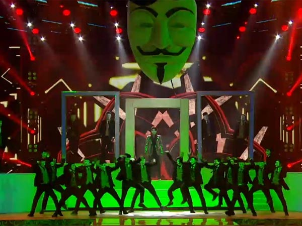Barun Performs To The Song 'Don'