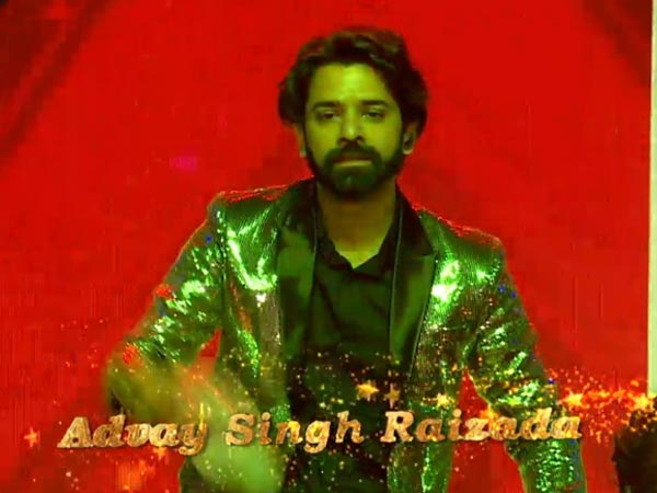 Barun Sobti At SPA 2017