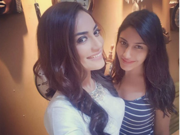 Surbhi Chandna Wishes Surbhi Jyoti